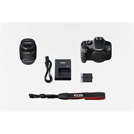 Canon EOS 4000D DSLR Body With EF-S 18-55mm III Lens Kit Thumbnail Image 8